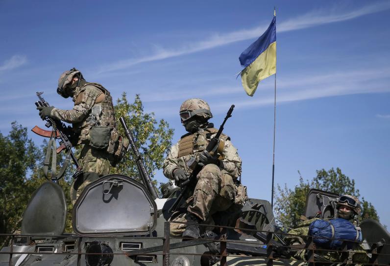 Украинские бойцы пережили сутки без потерь