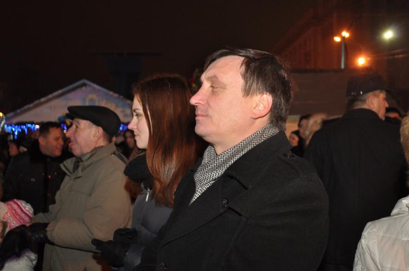 Днепропетровск новогодний (Фото)