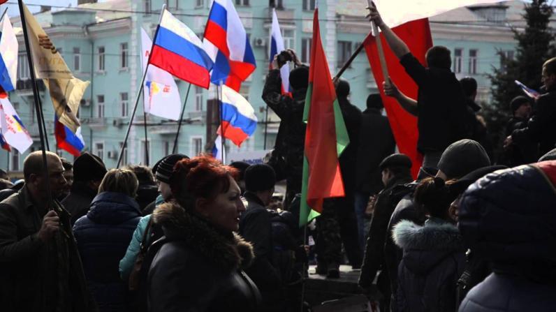 В Луганске возобновлен комендантский час