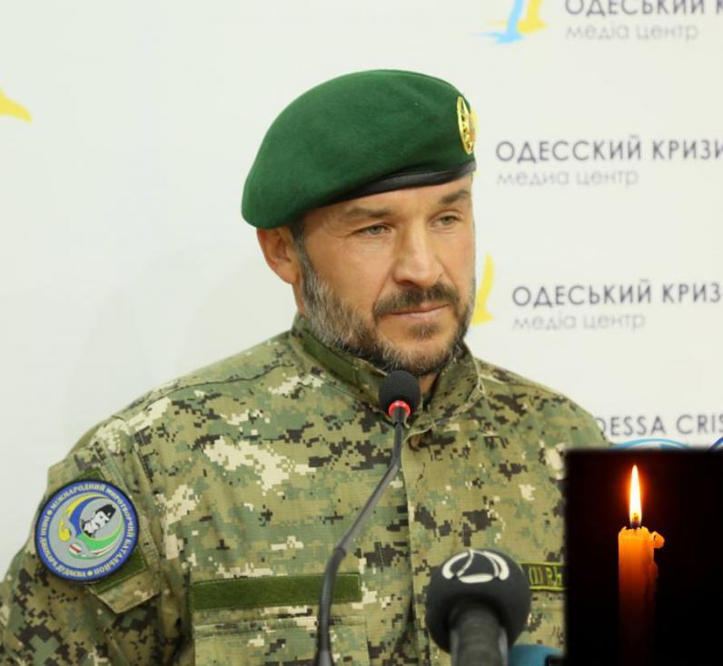 Ису Мунаева похоронили в Днепропетровске