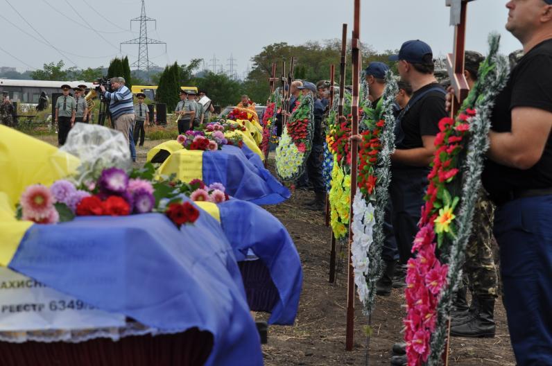 Украина и террористы создадут общий ресурс с данными о погибших