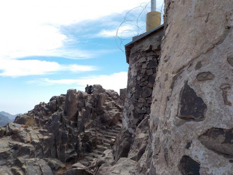 Восхождение на гору Святой Екатерины
