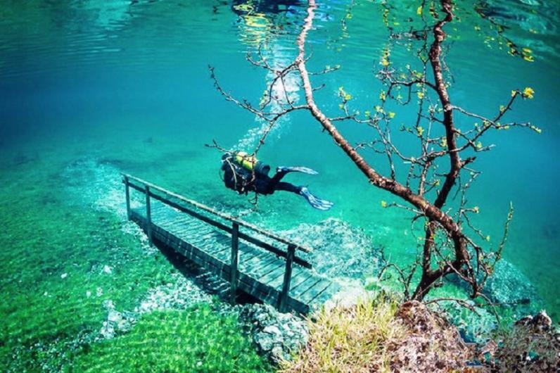 Самые необычные парки мира