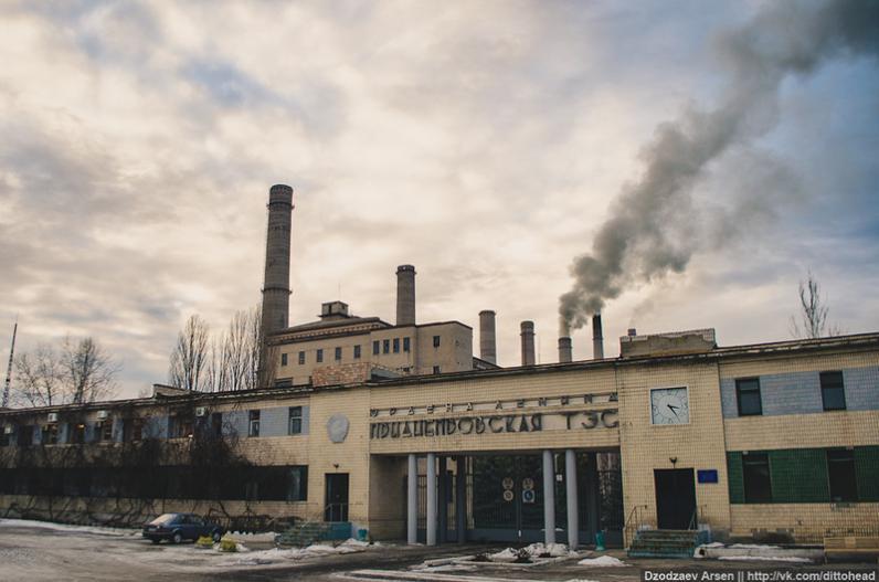 На Приднепровской ТЭС насмерть разбился рабочий