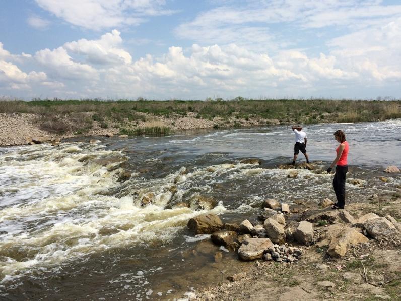 Водный поход по Самаре