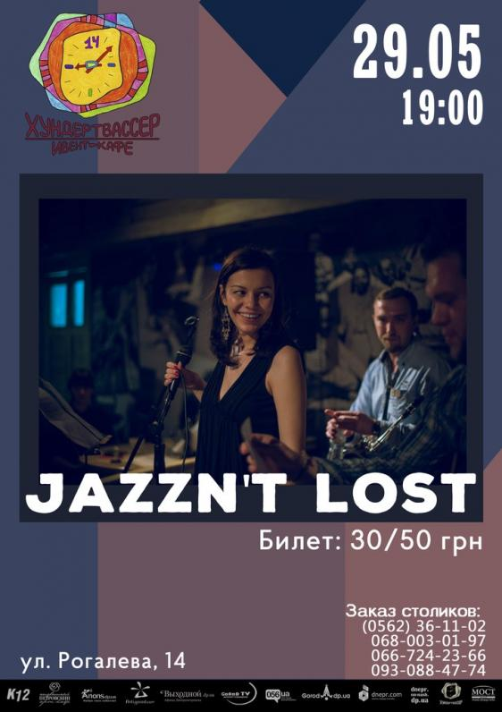 Jazznt Lost