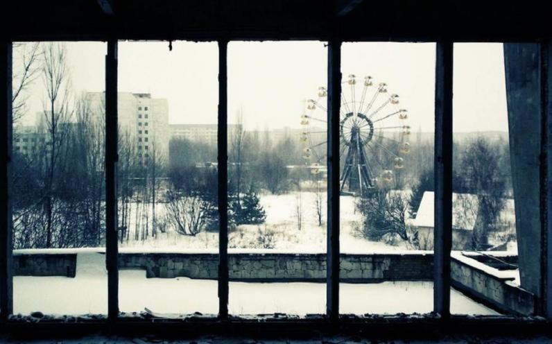 Красивые заброшенные места (фото)