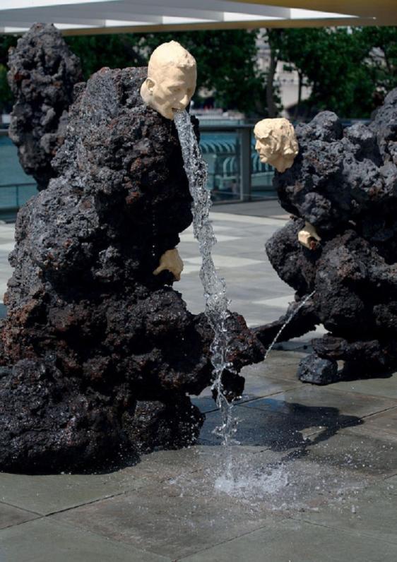 Самые красивые и интересные фонтаны мира