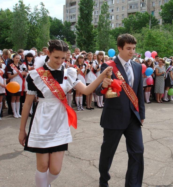 Школьников Днепропетровщины на Последнем звонке будут охранять более 2 тыс. милиционеров