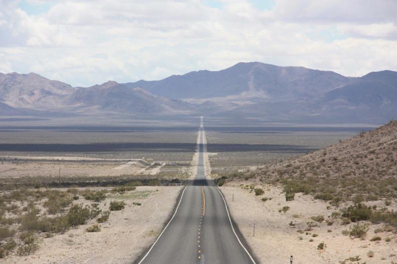 Двухколесная американская мечта. Не пустыня Невада