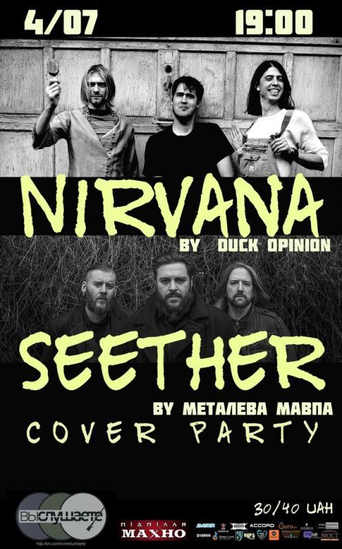Nirvana & Seether