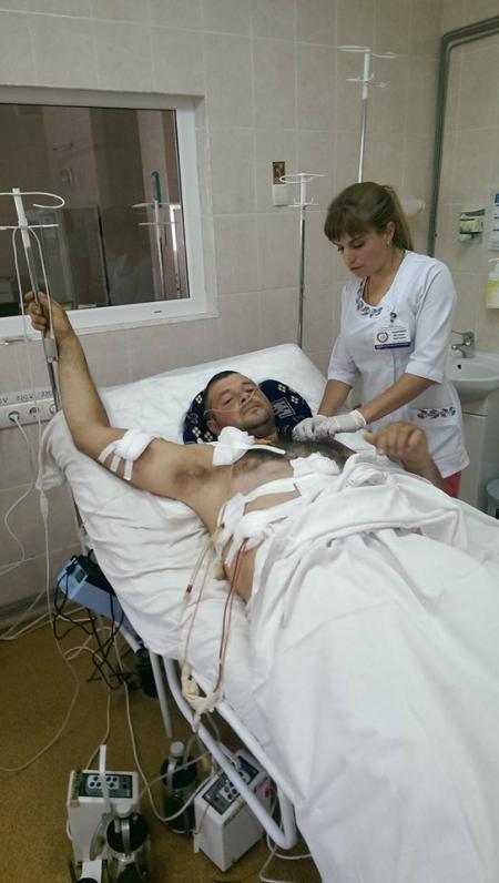 4 операции, 3 литра перелитой крови