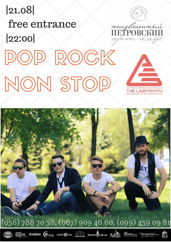 POP - ROCK - NON - STOP