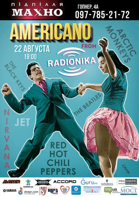 RADIONIKA from AMERICANO