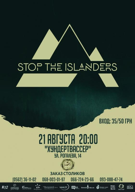 Stop the Islanders
