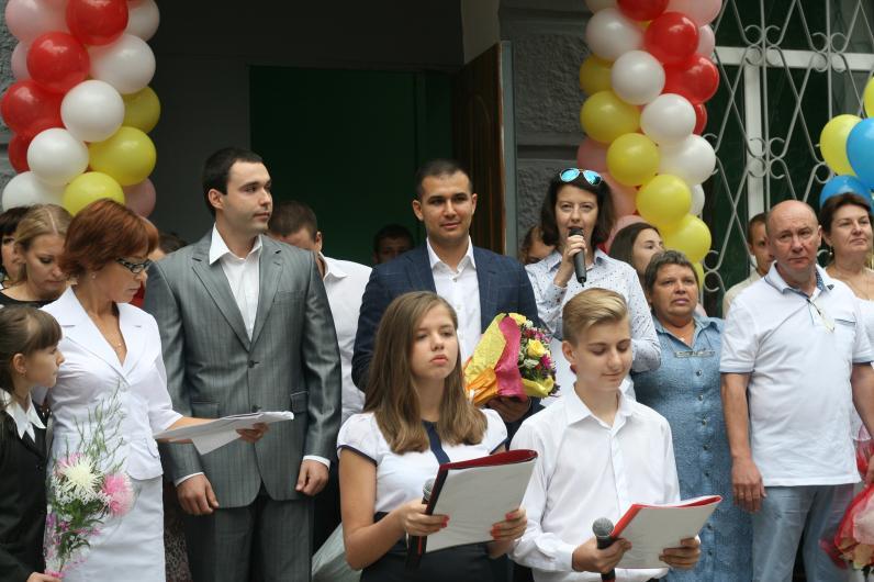 Благодаря депутату Примакову к новому учебному году в 71 школе провели капремонт