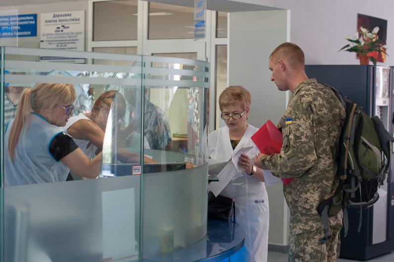 Акция Поддержи Героя: с заботой о здоровье военнослужащих