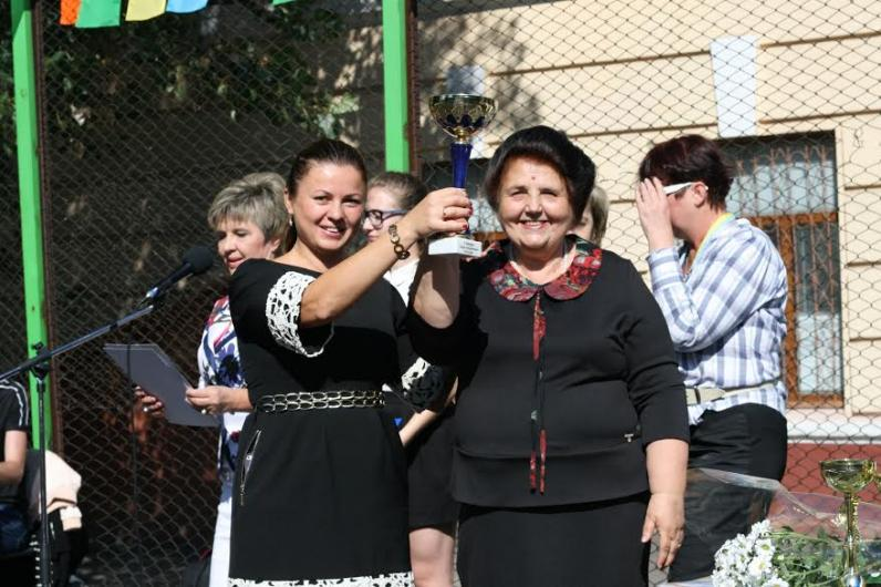 Олимпийская неделя стартовала в днепропетровских школах