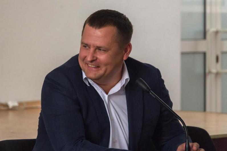 Борис Филатов встретился со студентами и профессорско-преподавательским составом Национальной металлургической академии