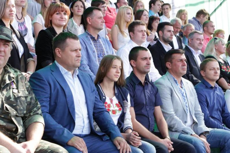 Партия «УКРОП» определилась с кандидатом в мэры Днепропетровска, им стал Борис Филатов