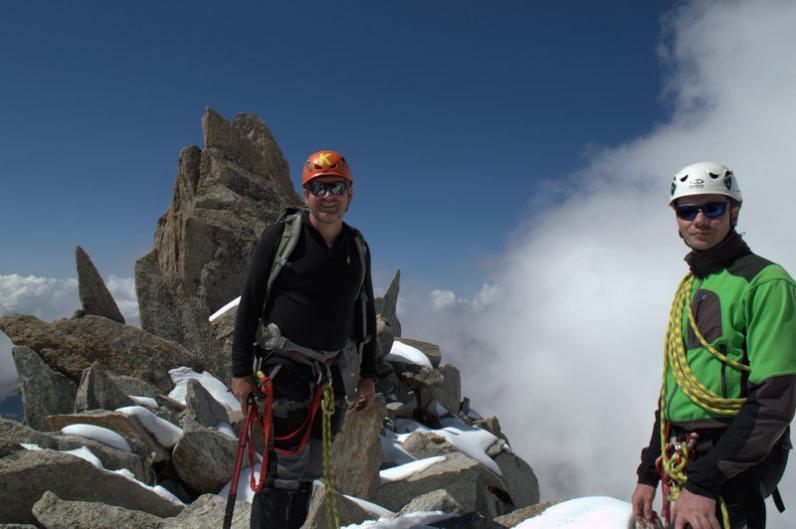 Записки счастливых альпинистов. Шамони. Восхождение на Монблан