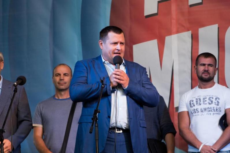 Проспект Мира реконструировали при поддержке Бориса Филатова