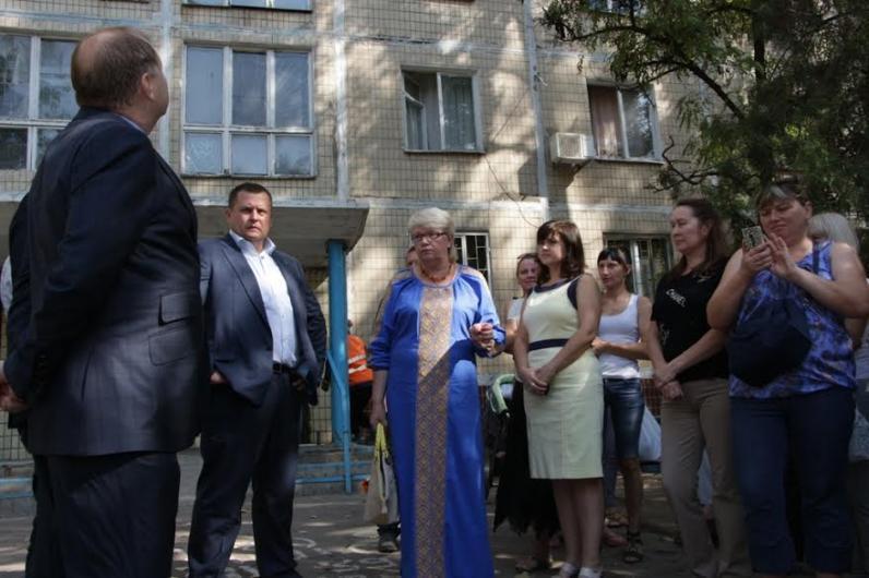 Борис Филатов решит проблемы днепропетровских общежитий