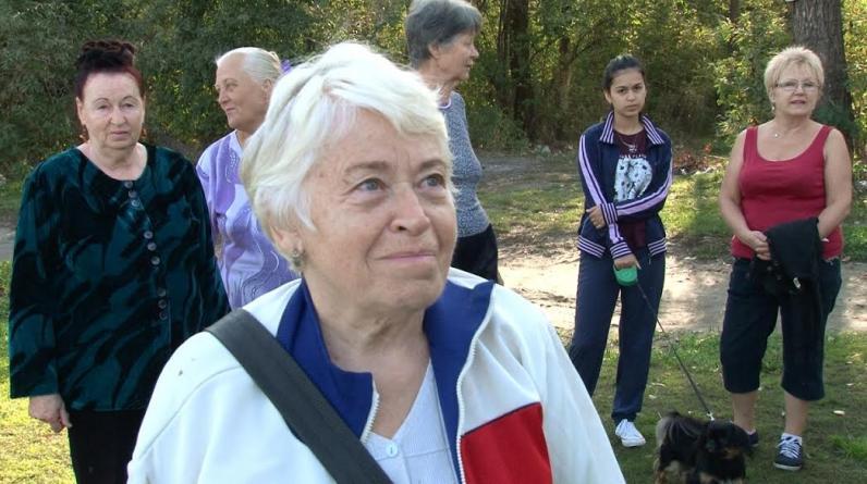«Спортивные занятия для днепропетровцев старшего возраста продолжаются и осенью» - Борис Филатов