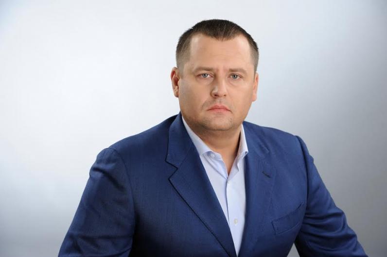 Борис Филатов стал официальным кандидатом в мэры Днепропетровска