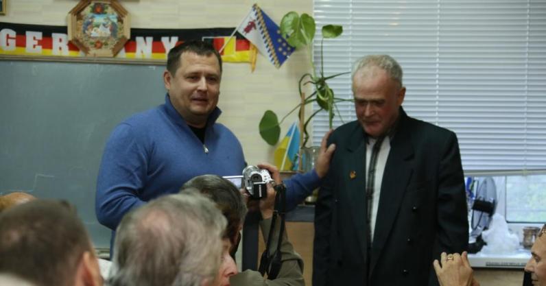 Борис Филатов стал почетным гостем главного торжества немецкой общины Днепропетровска
