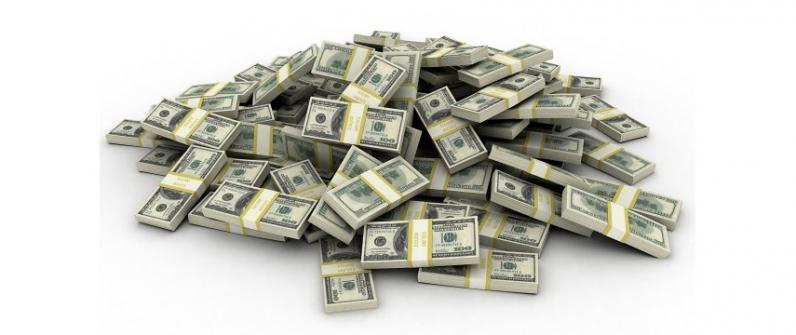 Госфинансирование партий: на работу политсил, представленных в Раде выделяют 442,4 млн. грн.
