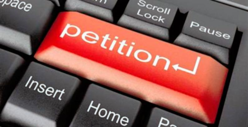 Петиции на всех уровнях