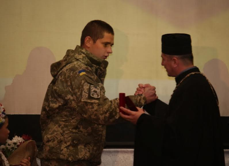 В Днепропетровске показали пример заботы и уважения к героям АТО