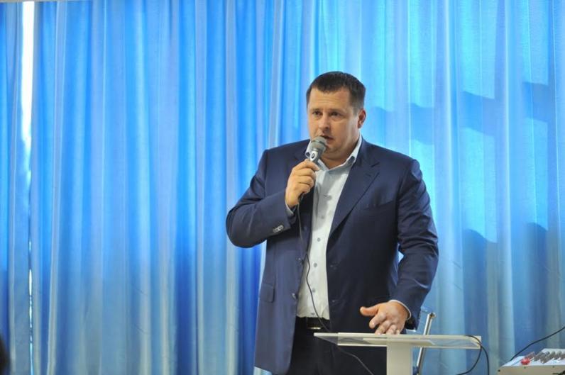Борис Филатов – городская власть должна поддерживать Днепропетровские предприятия