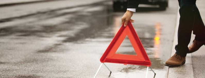 На проспекте Правды погиб пешеход