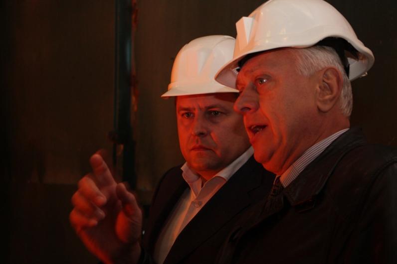 Работники днепропетровских предприятий выразили поддержку Борису Филатову