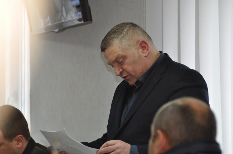 В Павлограді відбулося чергове слухання по справі ІЛ 76