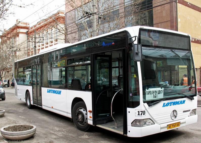 В Днепропетровске общественный транспорт будет работать всю рождественскую ночь