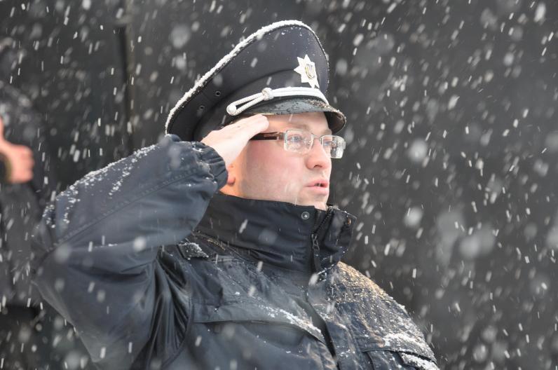 Снежная присяга