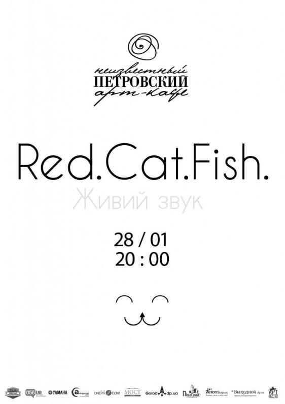 Red. Cat. Fish