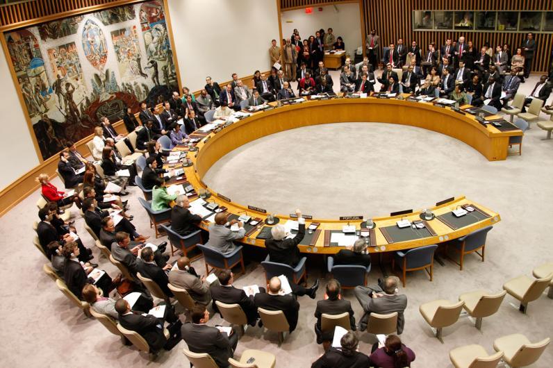 Совбез ООН рассмотрит заявления Путина о Донбассе
