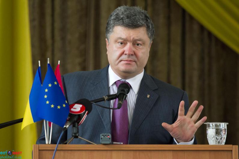 Порошенко объявил о возросшей угрозе войны с Россией