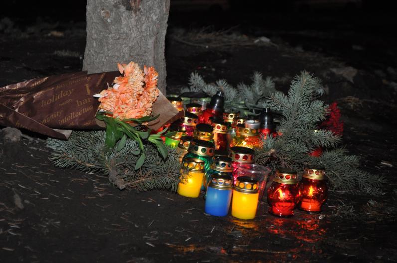 В Днепропетровске почтили память Кузьмы Скрябина
