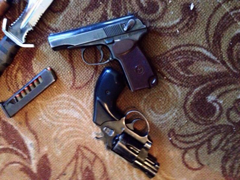 На Днепропетровщине ликвидировали преступную группировку (Фото)