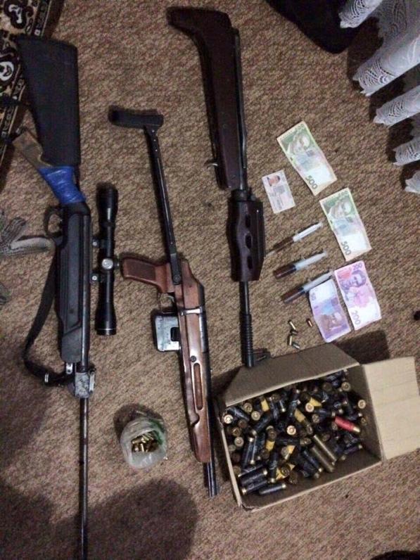 70 полицейских на Днепропетровщине «собрали» наркотиков почти на 200 тыс. грн. (Фото)
