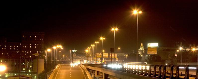 В Днепропетровске осветят улицы за 45 млн грн