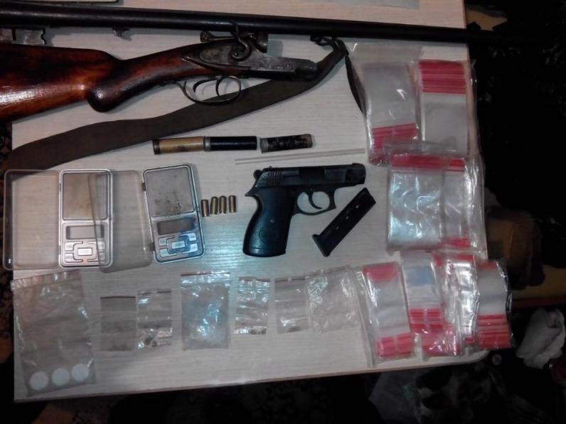 У двух жителей Царичанки нашли наркотики на сумму более ста тысяч гривен