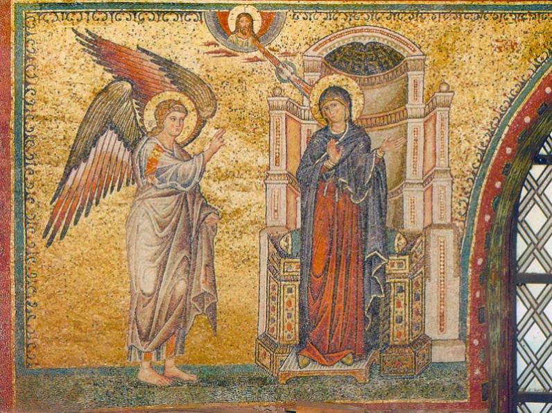 Православные и греко-католики отмечают Благовещение Богородицы