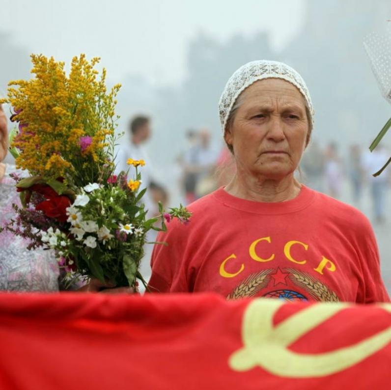 Больше половины россиян хотят вернуться в СССР