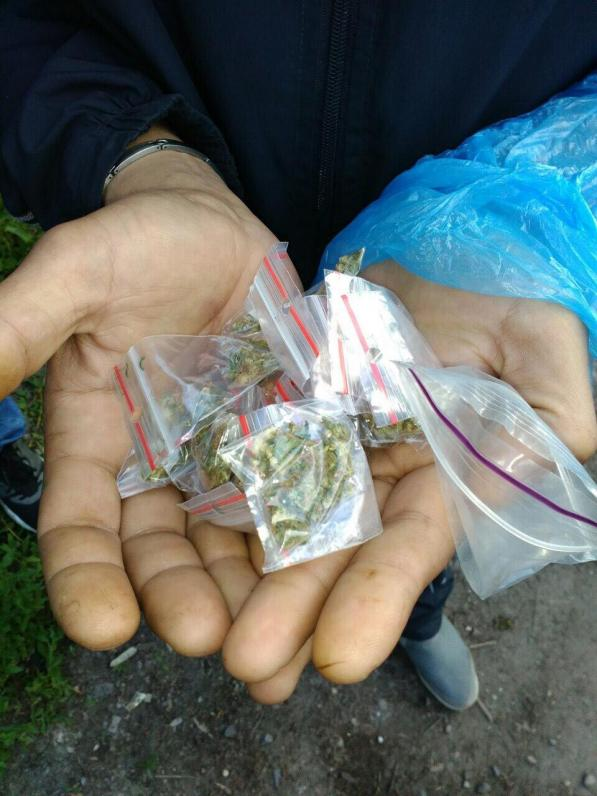 На Днепропетровщине полицейские поймали очередного наркоторговца